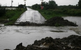 Campanie umanitara – inundatii 2005