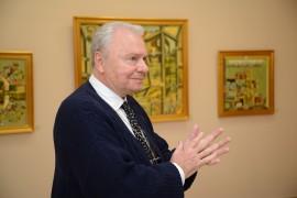 Zamfir Dumitrescu la Galeria Senso