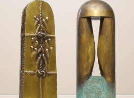 "Expozitia de sculptura ""Forma si Expresie"""