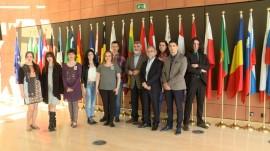 """Succes obtinut la Bruxelles de elevii Liceului de Arte Plastice """"Nicolae Tonitza"""" Bucuresti"""