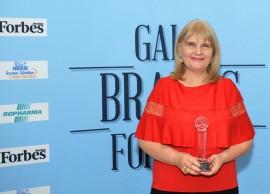 CATENA a primit Premiul Special pentru calitatea ofertei legate de sănătatea familiei şi a copiilor la Gala Brands for Kids by Forbes 2015