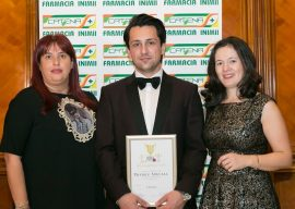 Catena, premiata la Gala Bursa Invingatorii Crizei 2008-2015