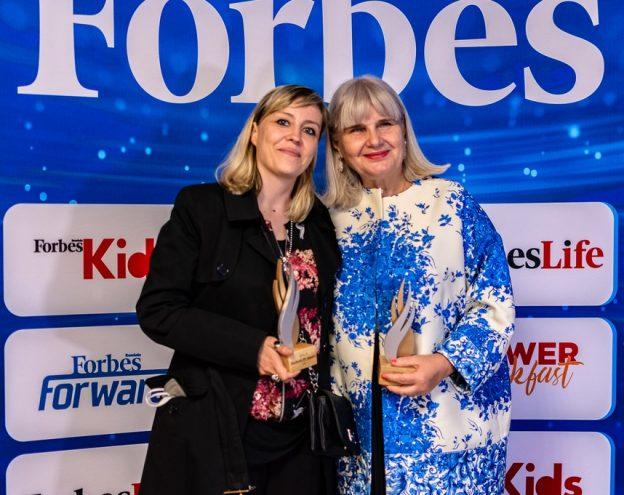 Anca Vlad Comunicat de presă: Galeria Senso – premiul Good Life Art World din partea Forbes